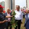 Türkiye Emekliler Derneği Kayısı Koruluğu Açıldı
