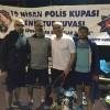 Mut'ta 10 Nisan Polis Kupası Tenis Turnuvası Sona Erdi