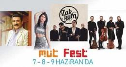 FESTİVAL 7-8-9 HAZİRANDA