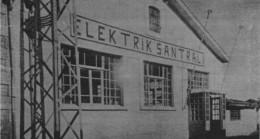 Mut'a Elektriğin İlk Gelişi