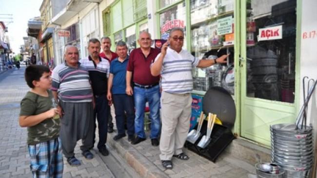 Mut'ta 6 Dükkan Kurşunlandı