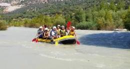 ÇIDOG'dan Rafting
