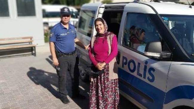 ZEYNEP'İN POLİS OLMA HAYALİ GERÇEK OLDU