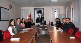 Kadına Yönelik Şiddetle Mücadele Koordinasyon Planı Değerlendirme Toplantısı Yapıldı