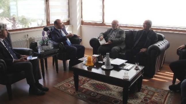 Nure Sofi Mezarı Yenileme Çalışmaları Hakkında Bilgilendirme Toplantısı