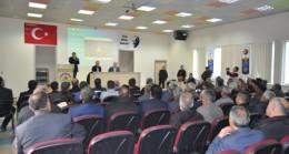 Şubat Ayı Muhtarlar Toplantısı Yapıldı