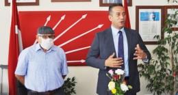 """Başarır'ın Mut mesaisi: """"CHP'liler pandemi sürecinden alnının akıyla çıktı."""""""