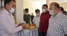 Mut'ta El Emeği Yöresel Ürünler  Sergi ve Satış Noktası Açıldı