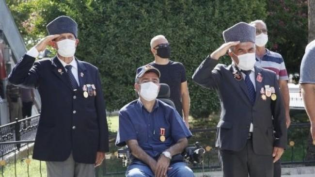 19 Eylül Gaziler Günü Töreni