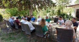 Zeytinyağı Fabrikaları Temsilcileri ile  Sektör Değerlendirme Toplantısı Yapıldı