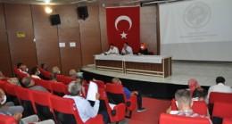 Mut Belediyesi Ekim Ayı Meclis Toplantısı Yapıldı