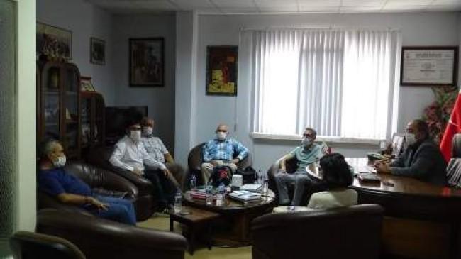 Mut TSO'dan Gazeteciler Günü Kutlaması