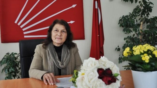 """CHP Kadın Kolları: """"Kadına şiddet politiktir."""""""
