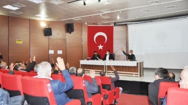 Yılın Son Belediye Meclisi Toplandı