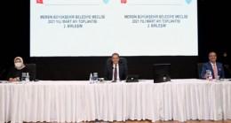 Mersin Büyükşehir Belediye Meclisi  Mart Ayı İkinci Birleşimi Yapıldı