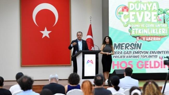 Mersin Büyükşehir Çevre Haftası'nda Farkındalık Yaratıyor