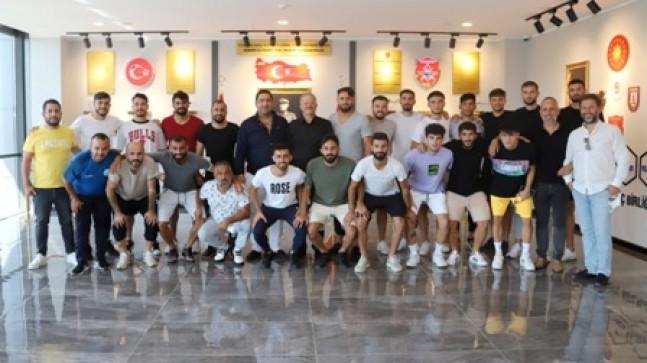 """MTOSB Başkanı Tekli: """"Mersin'in Süper Lig'de takımı olmalı."""""""