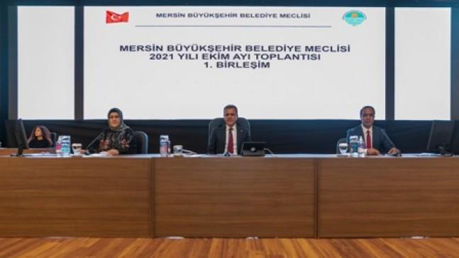 Mersin Büyükşehir Belediyesi'nde Borçlanma Talebi Yine Reddedildi