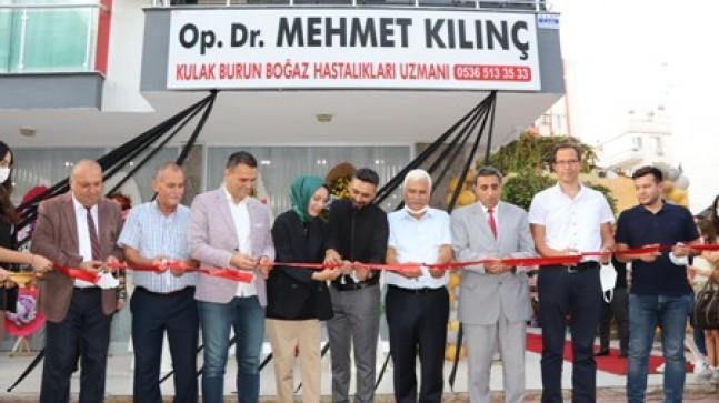 Doktor Kılınç Muayenehanesini Açtı