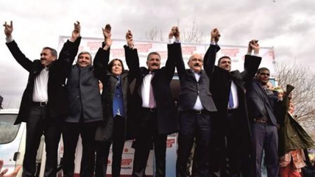 Cumhur İttifakı'ndan Seçim Çalışmaları