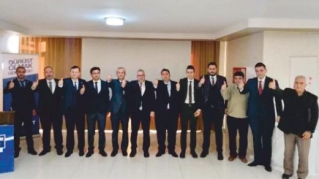 Saadet Partisi Mersin adaylarını tanıttı