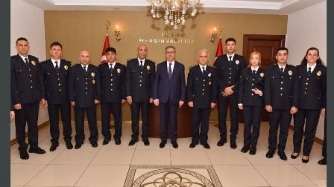 Türk Polis Teşkilatının Kuruluşunun  174'üncü Yıldönümü Kutlanıyor