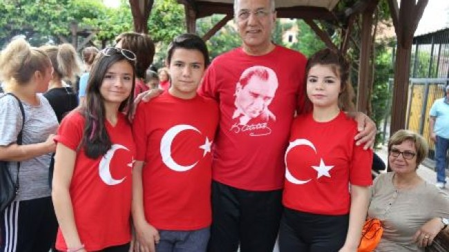 Başkan Tarhan'dan  örnek kampanya