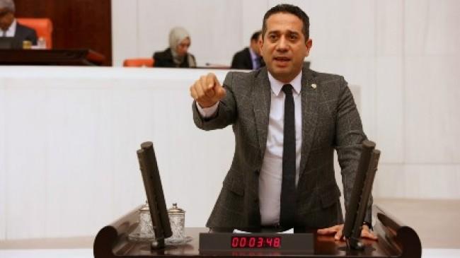 """CHP'Lİ BAŞARIR: """"Akkuyu tamamlandığında olası  bir çatlak ya da depremde Akdeniz haritadan silinir"""""""