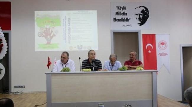 Mut'ta Kooperatifçilik Paneli