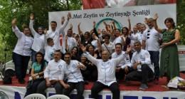 Mut'ta Zeytinyağlı Yemek Yarışması
