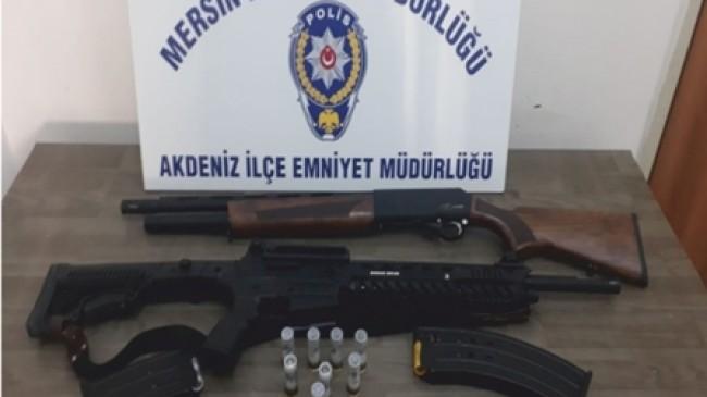 Kapkaç Şüphelilerine Polis Baskını