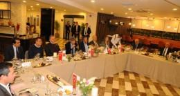 Kariyer Merkezi MERTİD Toplantısında  Projelerini Tanıttı