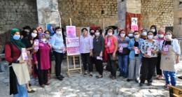 Taşhan Kadın Üreticileri Meme Kanserine Dikkat Çekti