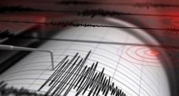 Deprem Sarsıntısı Mut'ta Hissedildi