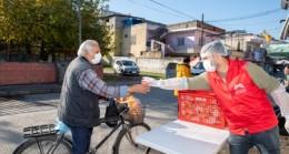 Roman Vatandaşlar Talep Etti '1 Ekmek 1 Çorba' Hizmeti Başladı
