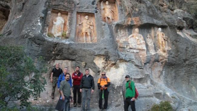 Mersin'de Spor Turizmi Kilikya Yolu Projesi'yle Gelişecek