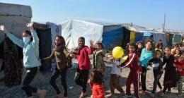'Bir Tutam Mutluluk'  Projesiyle  Çocukların  Yüzü Gülüyor