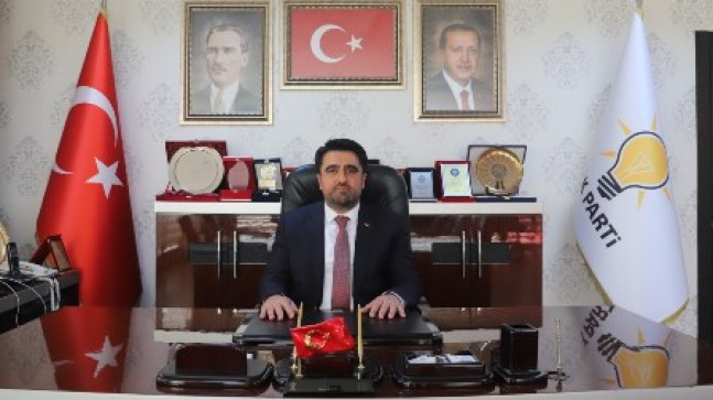 AK Parti Mersin İl Başkanlığı'ndan Başarır'a Tepki