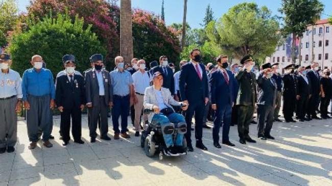 Mut'ta Gaziler Günü Kutlandı