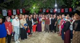 Mersin'de Kadınların Birliği Çığ Gibi